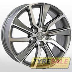 Купить REPLICA LEXUS BK5039 GP R18 W8 PCD5x114.3 ET38 DIA60.1