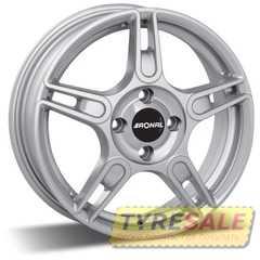 Легковой диск RONAL R 52 Silver - Интернет магазин шин и дисков по минимальным ценам с доставкой по Украине TyreSale.com.ua