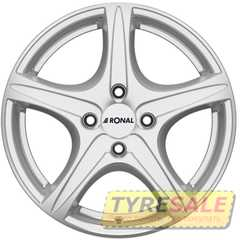 Легковой диск RONAL R56 Crystal silver - Интернет магазин шин и дисков по минимальным ценам с доставкой по Украине TyreSale.com.ua
