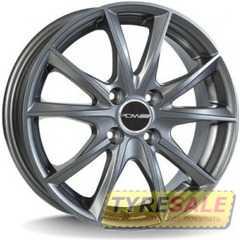 Легковой диск PDW 5137 Gray - Интернет магазин шин и дисков по минимальным ценам с доставкой по Украине TyreSale.com.ua