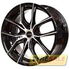 Легковой диск PDW Poison Black - Интернет магазин шин и дисков по минимальным ценам с доставкой по Украине TyreSale.com.ua