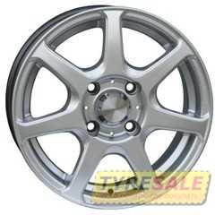 Легковой диск LSW L338 Silver - Интернет магазин шин и дисков по минимальным ценам с доставкой по Украине TyreSale.com.ua