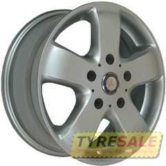 Легковой диск LSW L339 Silver - Интернет магазин шин и дисков по минимальным ценам с доставкой по Украине TyreSale.com.ua