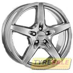 Купить Легковой диск DEZENT T Silver DE R15 W6.5 PCD5x100 ET40 DIA65.1