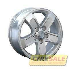 Легковой диск REPLICA WZ615 Silver - Интернет магазин шин и дисков по минимальным ценам с доставкой по Украине TyreSale.com.ua