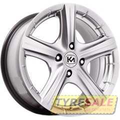 Легковой диск KORMETAL KM 245 Tornado HB - Интернет магазин шин и дисков по минимальным ценам с доставкой по Украине TyreSale.com.ua