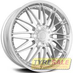 Легковой диск VERDE V41 Regency Silver Machine Lip - Интернет магазин шин и дисков по минимальным ценам с доставкой по Украине TyreSale.com.ua