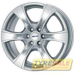 Легковой диск ALUTEC DYNAMITE Silver - Интернет магазин шин и дисков по минимальным ценам с доставкой по Украине TyreSale.com.ua