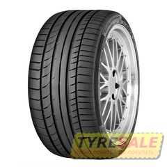 Купить Летняя шина CONTINENTAL ContiSportContact 5P 235/35R19 91Y Run Flat