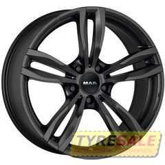 Купить MAK LUFT MATT BLACK R18 W8 PCD5x112 ET30 DIA66.6