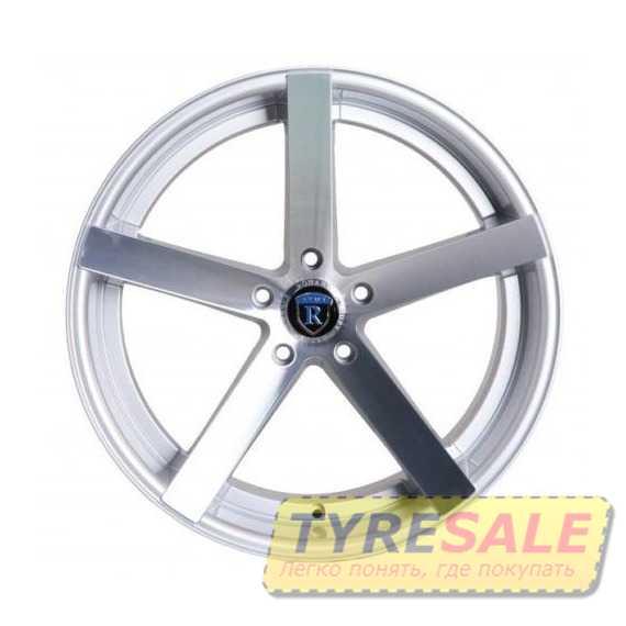 Rohana RC22 Machine Silver - Интернет магазин шин и дисков по минимальным ценам с доставкой по Украине TyreSale.com.ua