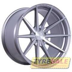 Легковой диск ROHANA RF1 Brushed Titanium - Интернет магазин шин и дисков по минимальным ценам с доставкой по Украине TyreSale.com.ua