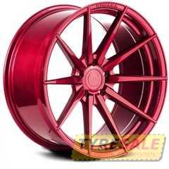Легковой диск ROHANA RF1 Gloss Red - Интернет магазин шин и дисков по минимальным ценам с доставкой по Украине TyreSale.com.ua
