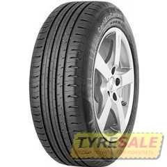 Купить Летняя шина CONTINENTAL ContiEcoContact 5 SUV 235/55R18 104V