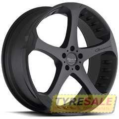 Легковой диск GIOVANNA Dalar 5 Matte Black - Интернет магазин шин и дисков по минимальным ценам с доставкой по Украине TyreSale.com.ua