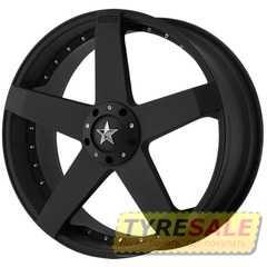 Легковой диск KMC KM775 M-BLK - Интернет магазин шин и дисков по минимальным ценам с доставкой по Украине TyreSale.com.ua