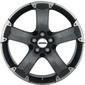 Купить RONAL R47 TI-LC R18 W8 PCD5x112 ET35 DIA76.1