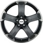 Купить RONAL R47 TI-LC R20 W9.5 PCD5x120 ET42 DIA82.1