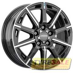 RONAL R60 Blue JB-FC - Интернет магазин шин и дисков по минимальным ценам с доставкой по Украине TyreSale.com.ua