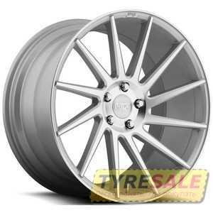 Купить Niche Surge Silver R20 W10.5 PCD5x112 ET45 HUB66.6