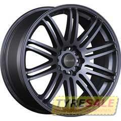 Легковой диск TENZO RACING TenSpec Charcoal Titanium - Интернет магазин шин и дисков по минимальным ценам с доставкой по Украине TyreSale.com.ua