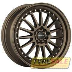 Легковой диск TENZO RACING Turismo Bronze - Интернет магазин шин и дисков по минимальным ценам с доставкой по Украине TyreSale.com.ua