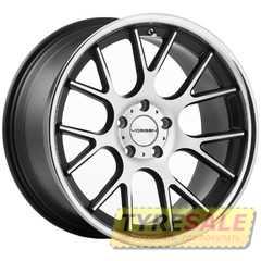 Легковой диск VOSSEN CV2 MT BLK MF - Интернет магазин шин и дисков по минимальным ценам с доставкой по Украине TyreSale.com.ua