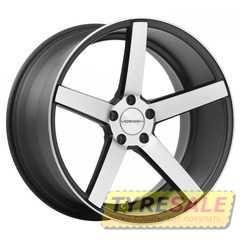 Легковой диск VOSSEN CV3 MT BLK MF - Интернет магазин шин и дисков по минимальным ценам с доставкой по Украине TyreSale.com.ua