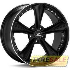 Легковой диск ZINIK Z32 Matte Black - Интернет магазин шин и дисков по минимальным ценам с доставкой по Украине TyreSale.com.ua