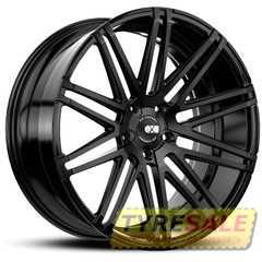 XO LUXURY Milan Matte Black - Интернет магазин шин и дисков по минимальным ценам с доставкой по Украине TyreSale.com.ua