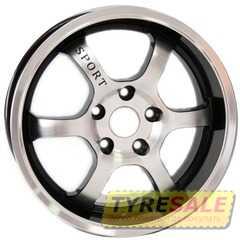 Купить Легковой диск TECHLINE 1401 BD R14 W5.5 PCD4x98 ET35 DIA58.6