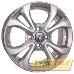 Легковой диск TECHLINE 1504 S - Интернет магазин шин и дисков по минимальным ценам с доставкой по Украине TyreSale.com.ua