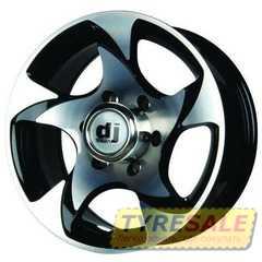Купить Легковой диск DJ 341 SP R14 W6 PCD4x98 ET35 DIA58.6