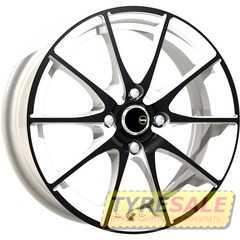 Легковой диск BERG 129 CA-BW - Интернет магазин шин и дисков по минимальным ценам с доставкой по Украине TyreSale.com.ua