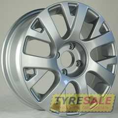 Легковой диск DAWNING 702 HB - Интернет магазин шин и дисков по минимальным ценам с доставкой по Украине TyreSale.com.ua