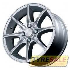Легковой диск KORMETAL KM 725 - Интернет магазин шин и дисков по минимальным ценам с доставкой по Украине TyreSale.com.ua