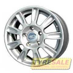 Легковой диск KORMETAL MF35 S - Интернет магазин шин и дисков по минимальным ценам с доставкой по Украине TyreSale.com.ua