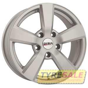 Купить DISLA Formula 503 S R15 W6.5 PCD4x114.3 ET35 DIA69.1