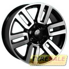 Легковой диск JH 1236 HBMF - Интернет магазин шин и дисков по минимальным ценам с доставкой по Украине TyreSale.com.ua