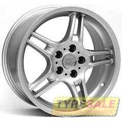 Легковой диск WSP ITALY Sofia W650 Silver - Интернет магазин шин и дисков по минимальным ценам с доставкой по Украине TyreSale.com.ua