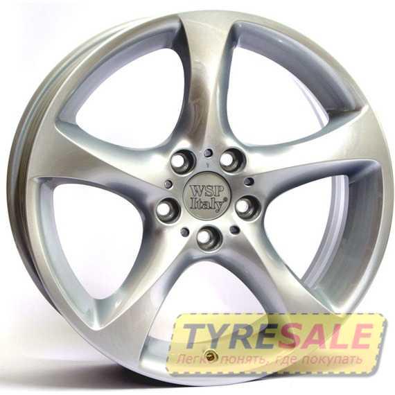 WSP ITALY Levada W662 SILVER - Интернет магазин шин и дисков по минимальным ценам с доставкой по Украине TyreSale.com.ua