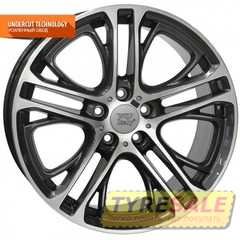 Купить Легковой диск WSP ITALY X3 XENIA W677 DIAMOND BLACK POLISHED R19 W8.5 PCD5x120 ET38 DIA72.6