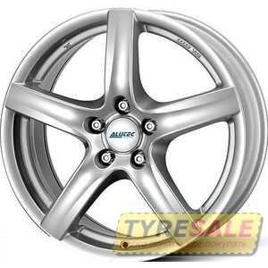 Купить ALUTEC Grip Silver R18 W8 PCD5x114.3 ET40 DIA76.1
