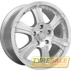 Легковой диск TG RACING LYN003 Silver - Интернет магазин шин и дисков по минимальным ценам с доставкой по Украине TyreSale.com.ua