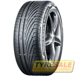 Купить Летняя шина UNIROYAL RainSport 3 SUV 275/45R19 108Y