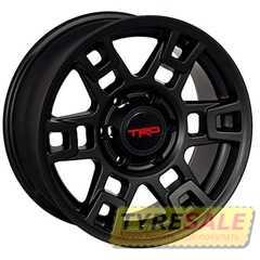 Купить Легковой диск ZF QC615 Matt Black R17 W8 PCD6x139.7 ET15 DIA108.1