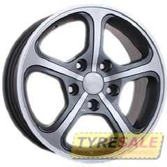 Легковой диск STORM BK-450 MG - Интернет магазин шин и дисков по минимальным ценам с доставкой по Украине TyreSale.com.ua