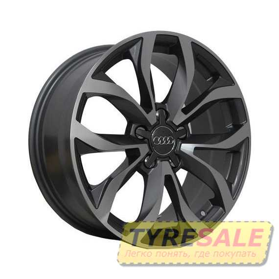 REPLICA AUDI Z459 DGMF - Интернет магазин шин и дисков по минимальным ценам с доставкой по Украине TyreSale.com.ua