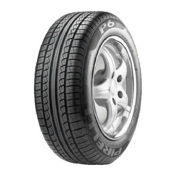Летняя шина PIRELLI P6 - Интернет магазин шин и дисков по минимальным ценам с доставкой по Украине TyreSale.com.ua