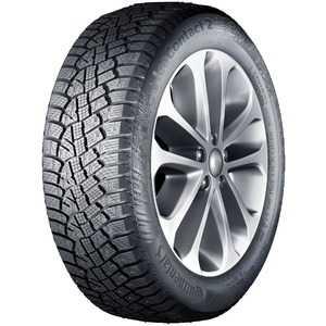 Купить Зимняя шина CONTINENTAL ContiIceContact 2 155/70R13 75T (шип)